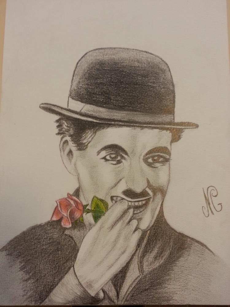 Charlie Chaplin par Nicky08